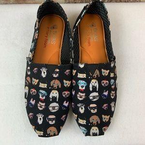 Skechers bobs for dogs slip on shoes